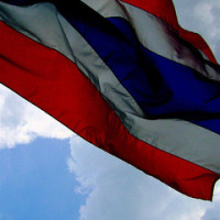 flag of Thai