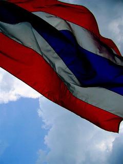 flag of Thai