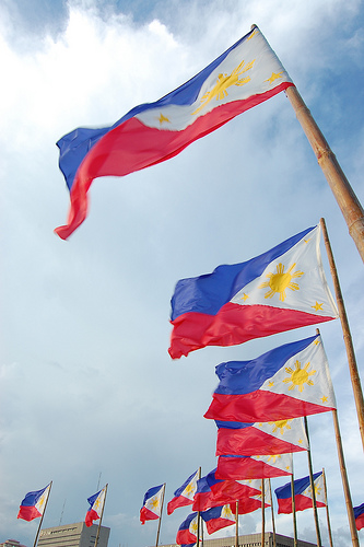flags of philippines